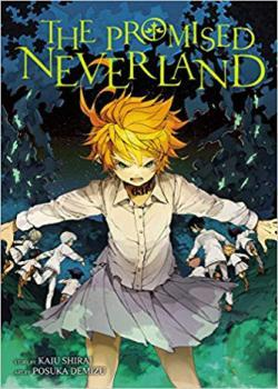 The promised neverland cover