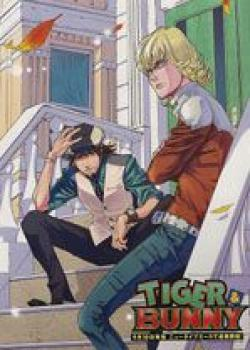 Tiger & bunny cover