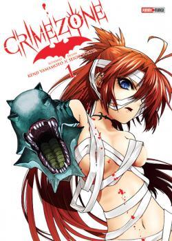 Crime zone cover